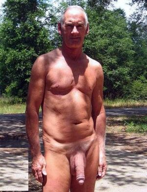 mature men in panties