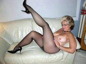 high heel milf