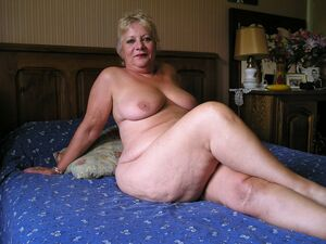 fat naked old grannies