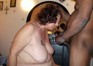 mature interracial wife