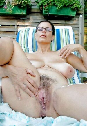 mature skinny hairy pussy