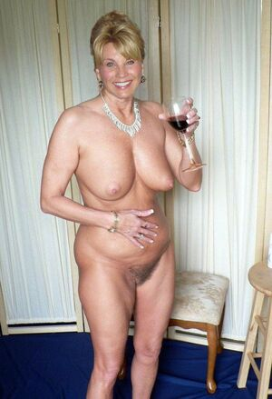 clothed and naked milf