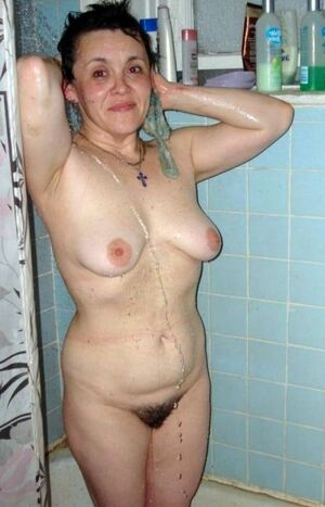hairy nudist milf