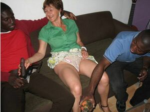 granny interracial sex