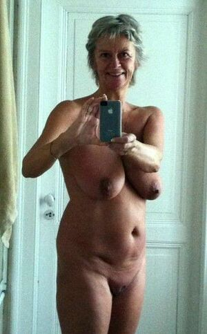 hairy mature naked women