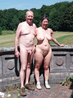 older nudist couples
