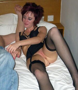 hot mature wife